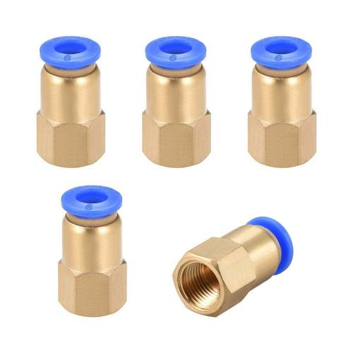 GPL G Thread Pneumatic Brass Fittings With Cap