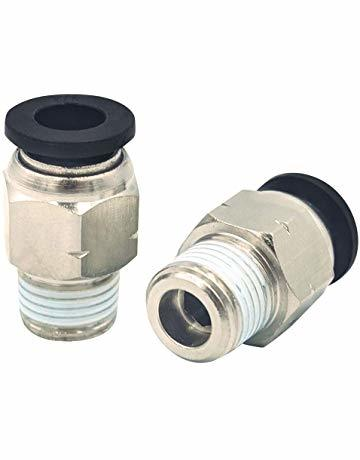 GPT G Thread Pneumatic Brass Fittings With Cap