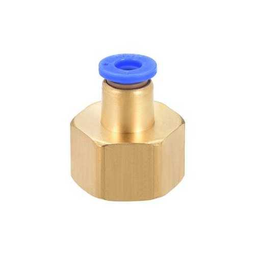 GPUL G Thread Pneumatic Brass Fittings With Cap