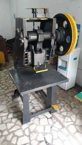 Semi Automatic Slipper Making Machine