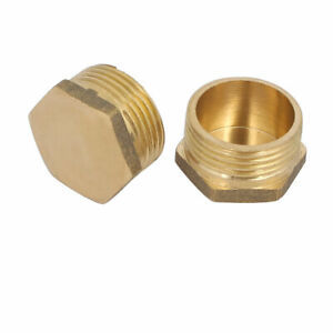 GPZA G Thread Pneumatic Brass Fittings With Cap