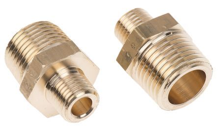 RPCF Legris Type Brass Fittings