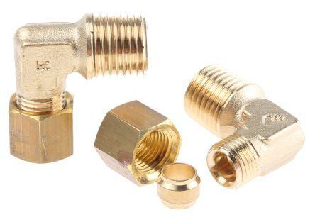 RPUL Legris Type Brass Fittings