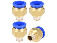 G NSE G Thread Pneumatic Brass Fittings With Cap