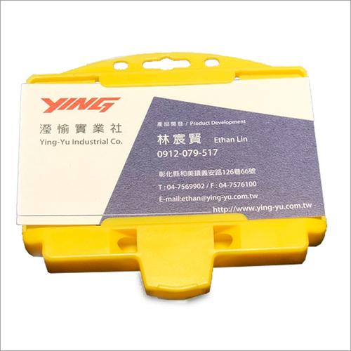 Plastic Card Holder whistle