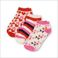 Patterned Ladies Socks