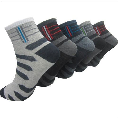 Mens Low Cut Socks