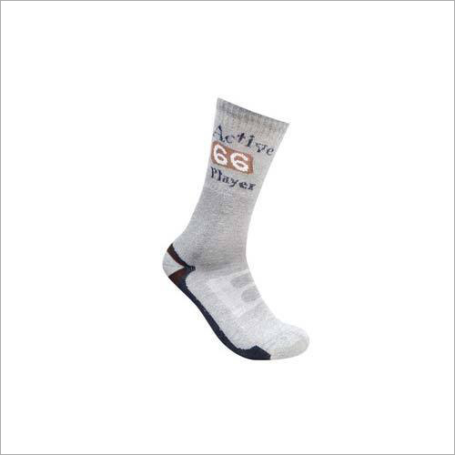 Mens Terry Regular Socks