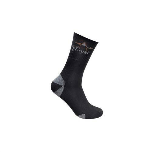 Mens Regular Stripe Calf Socks