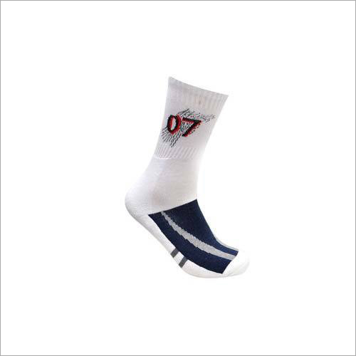 Mens Fancy Terry Regular Socks