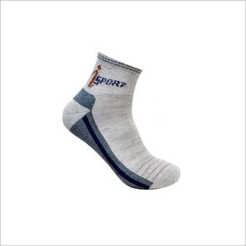 Mens Ankle Terry Socks