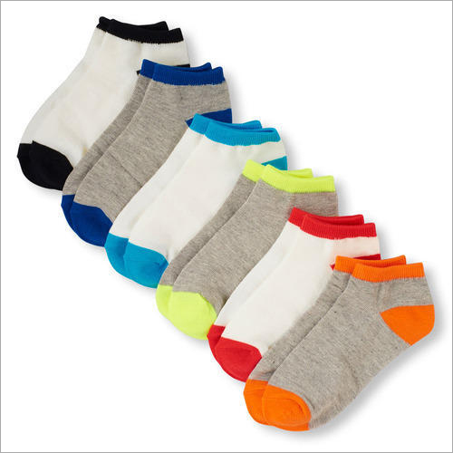 Soft Cotton Children Socks