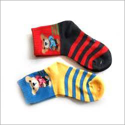 Children Cotton Socks