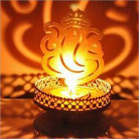 Ganesha Candle Stand