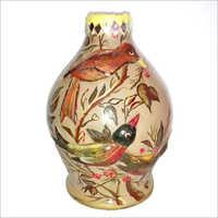 Printed Flower Vase