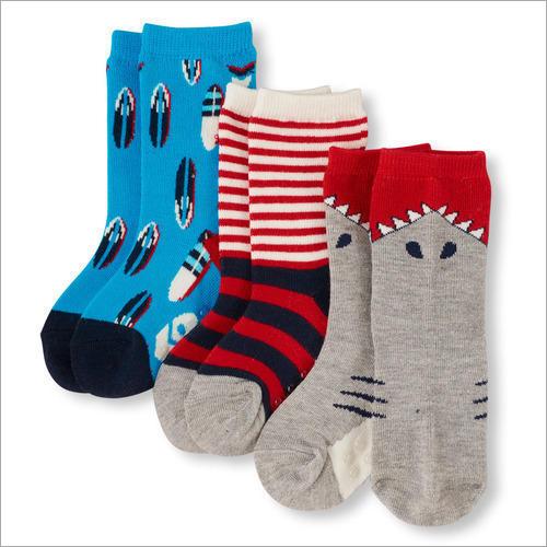 Printed Children Socks