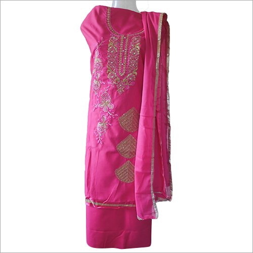 Ladies Designer Suit Dress Material