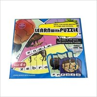 LEARN WITH PUZZLE