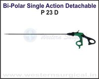 Bi-Polar Single Action Detachable