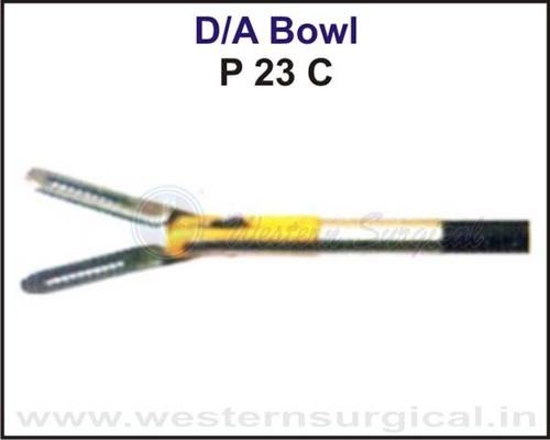 D / A Bowl