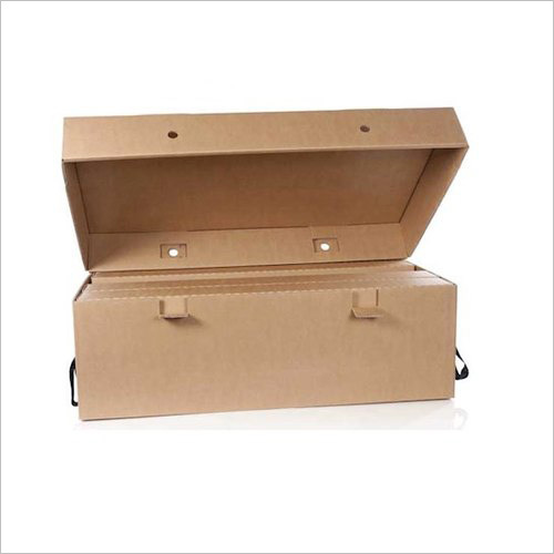 Tamper Evident Packaging Box