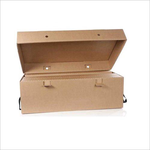 Tamper Evident Packaging Box