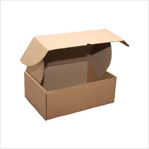 Die Cut Corrugated Packaging Box