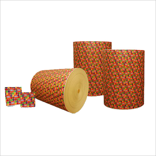 Printed Corrugated Roll