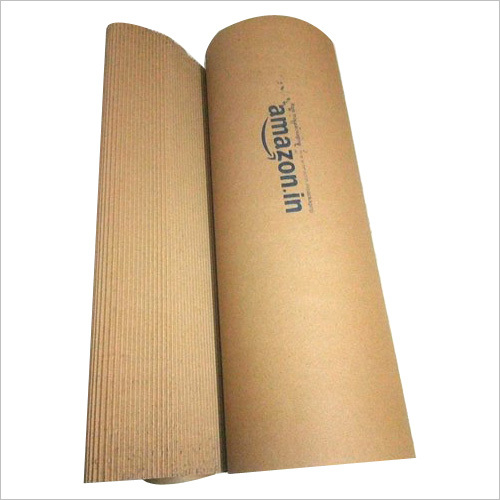 Printed Corrugated Paper Roll