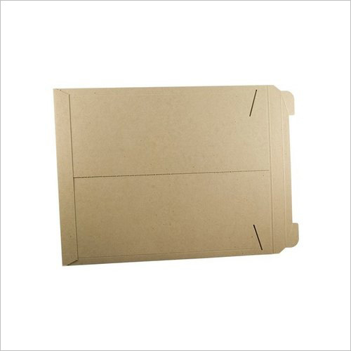 Crush Resistant Paperboard Mailer
