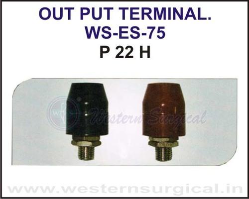 Out Put Terminal