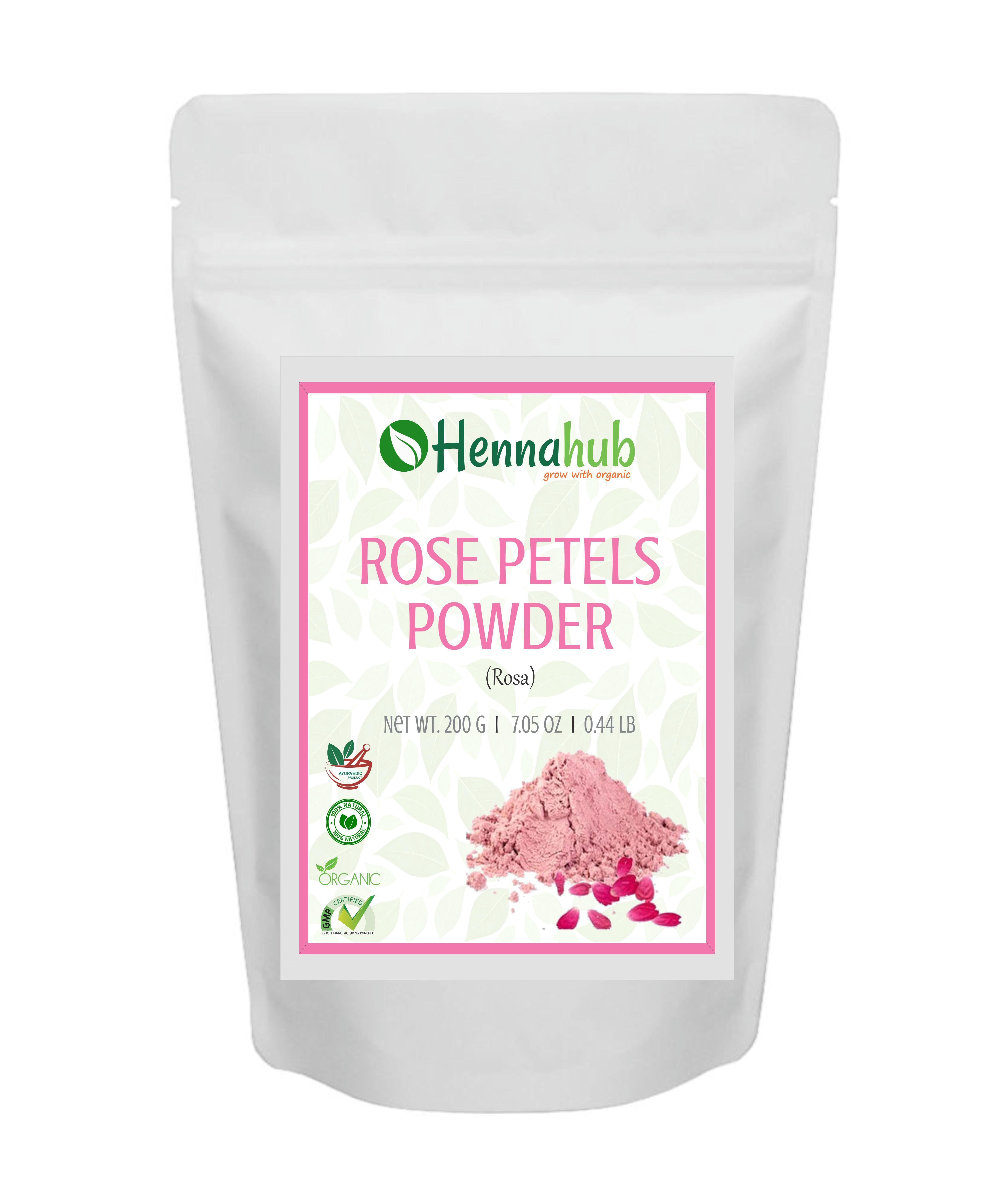 Rose Petal Powder