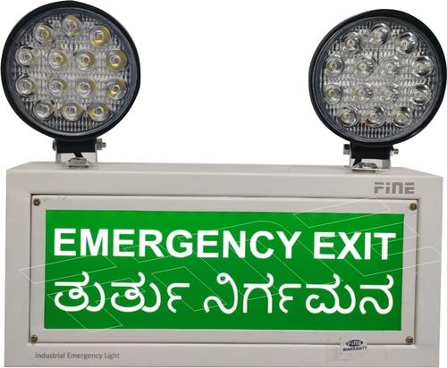 LED INDUSTRIAL EMERGENCY BACK LIGHT - IEL BL EETN LED18