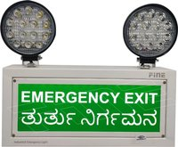 LED INDUSTRIAL EMERGENCY BACK LIGHT - IEL BL EETN LED18