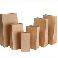 Paper Bags Without Handle