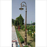 Cast Iron Lighting Pole