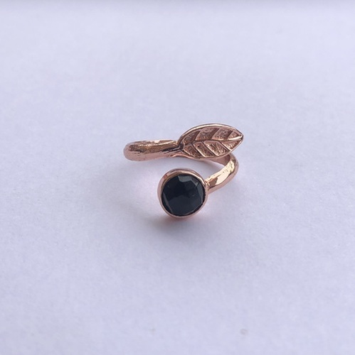Jewelry - Black Onyx Stone 925 Sterling Silver Rings Manufacturer