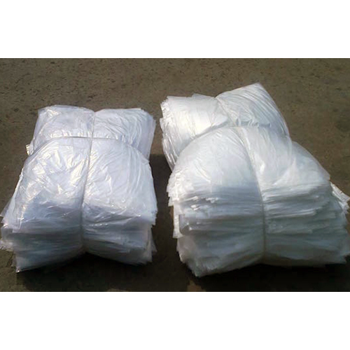 Transparent Polythene Bags