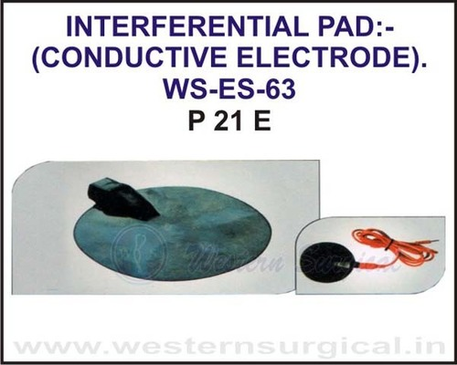 Interferential Pad (Conductive Electrode)