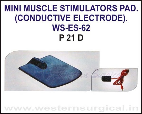 Mini Muscle Stimulators Pad (Conductive Electrode)