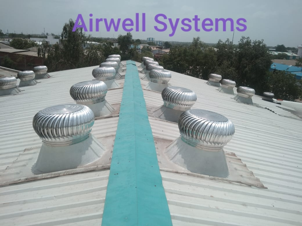 Rooftop Ventilator