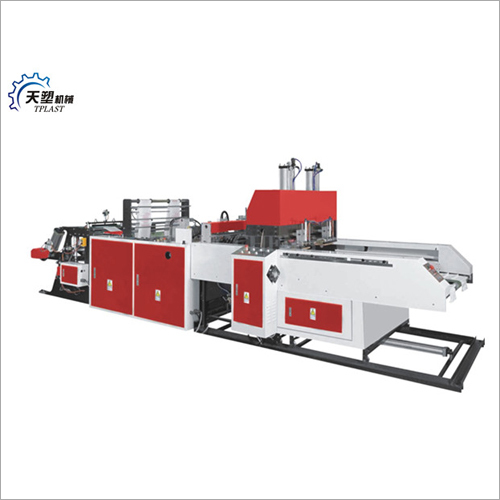 New High Speed Shopping Bag Making Machine