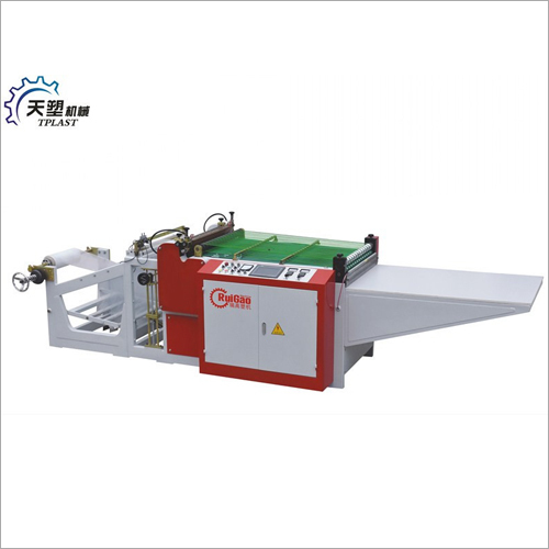 High Quality Non Stretch Bag Making Machine