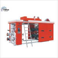 Four-Colour Flexographic Printing Machine