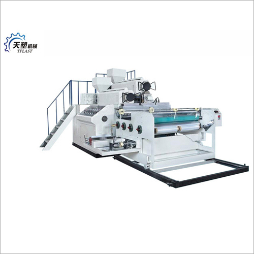 RG-RG-1000 Single Double-Layer Co-Extrusion Stretch Film Machine
