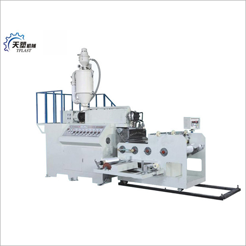 TP-50-55 Single Layer Stretch Film Making Machine