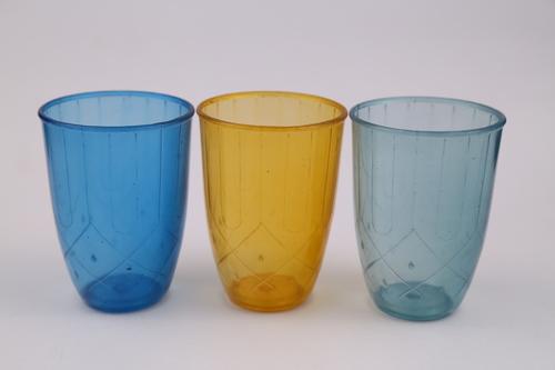 GEMINI PLASTIC GLASS