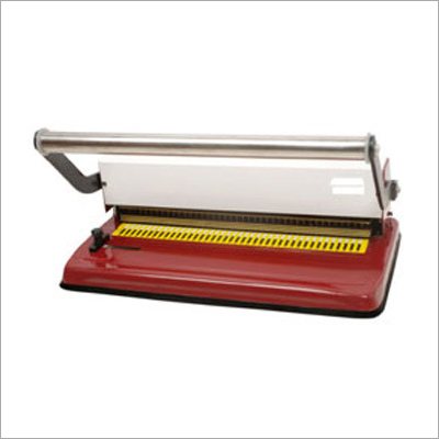Commercial Spiral Binding Machine