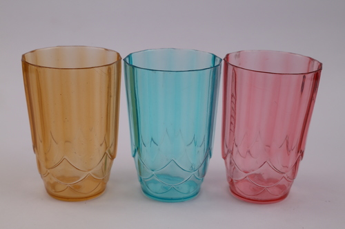 HEENA PLASTIC GLASS