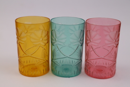 REGENCY PLASTIC GLASS